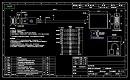 DVI镀金插头电子电工CAD图纸查看